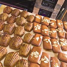 パピルの焼き菓子